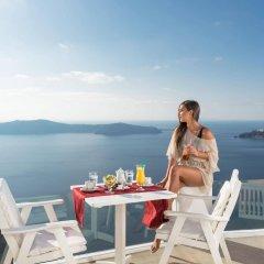 Отель Iliovasilema Suites Греция, Остров Санторини - отзывы, цены и фото номеров - забронировать отель Iliovasilema Suites онлайн питание фото 3