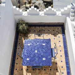 Отель Albarnous Maison d'Hôtes Марокко, Танжер - отзывы, цены и фото номеров - забронировать отель Albarnous Maison d'Hôtes онлайн фото 5