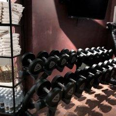 Отель SP34 Дания, Копенгаген - 1 отзыв об отеле, цены и фото номеров - забронировать отель SP34 онлайн фитнесс-зал фото 2