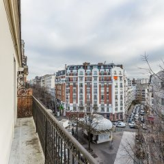 Отель Cosy Gambetta балкон