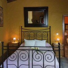 Отель Finca La Viriñuela Фуэнтес-де-Леон комната для гостей