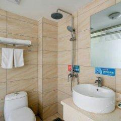 Отель Shunjia Hotel Китай, Сиань - отзывы, цены и фото номеров - забронировать отель Shunjia Hotel онлайн ванная