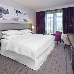 Sheraton Duesseldorf Airport Hotel комната для гостей фото 3
