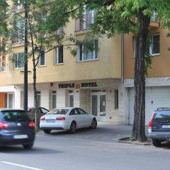 Отель Triple M Венгрия, Будапешт - 4 отзыва об отеле, цены и фото номеров - забронировать отель Triple M онлайн парковка