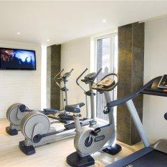 Отель H10 London Waterloo фитнесс-зал