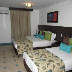 Отель On Vacation Blue Cove All Inclusive Колумбия, Сан-Андрес - отзывы, цены и фото номеров - забронировать отель On Vacation Blue Cove All Inclusive онлайн комната для гостей фото 2