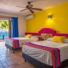 Отель Playa Conchas Chinas Пуэрто-Вальярта детские мероприятия фото 2