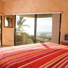 Отель Casa de la Playa Portobello балкон