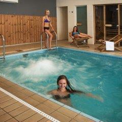 Отель Kaunas Литва, Каунас - 11 отзывов об отеле, цены и фото номеров - забронировать отель Kaunas онлайн бассейн фото 3