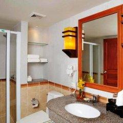 Отель Baumanburi Таиланд, Карон-Бич - 4 отзыва об отеле, цены и фото номеров - забронировать отель Baumanburi онлайн ванная