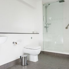 South Milford Hotel ванная