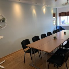 Отель First Jorgen Kock Мальме помещение для мероприятий фото 2