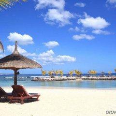 Отель InterContinental Resort Mauritius пляж фото 2