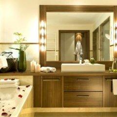 Отель Der Mesnerwirt Авеленго ванная