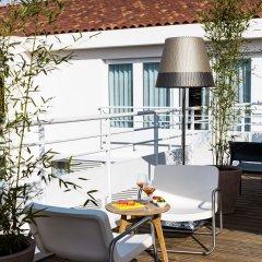 Отель OKKO Hotels Cannes Centre Франция, Канны - 2 отзыва об отеле, цены и фото номеров - забронировать отель OKKO Hotels Cannes Centre онлайн балкон