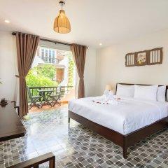 Отель The Cliff Boutique Village Хойан комната для гостей фото 4