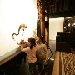 Отель Shichahai Shadow Art Performance Пекин развлечения