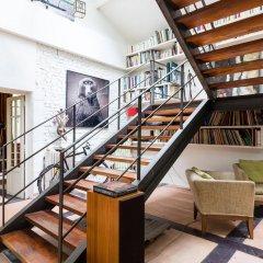 Отель onefinestay - Batignolles Apartments Франция, Париж - отзывы, цены и фото номеров - забронировать отель onefinestay - Batignolles Apartments онлайн комната для гостей фото 2