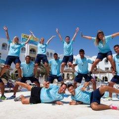Отель Calimera Yati Beach All Inclusive Тунис, Мидун - отзывы, цены и фото номеров - забронировать отель Calimera Yati Beach All Inclusive онлайн фитнесс-зал фото 2