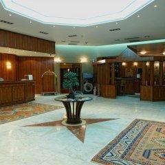 Отель Royal Hotel Греция, Ферми - 1 отзыв об отеле, цены и фото номеров - забронировать отель Royal Hotel онлайн интерьер отеля