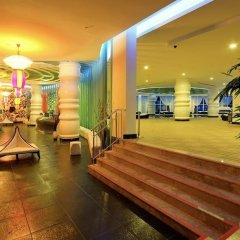Vikingen Infinity Resort&Spa Турция, Аланья - 2 отзыва об отеле, цены и фото номеров - забронировать отель Vikingen Infinity Resort&Spa онлайн фитнесс-зал фото 3
