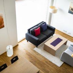 Отель Aalto Inn Финляндия, Эспоо - отзывы, цены и фото номеров - забронировать отель Aalto Inn онлайн удобства в номере фото 2