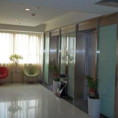 Отель City Comfort Inn Shenzhen Luohu Chunfeng Road Branch Гонконг интерьер отеля