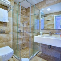 Beethoven Hotel & Suite Турция, Стамбул - отзывы, цены и фото номеров - забронировать отель Beethoven Hotel & Suite онлайн ванная фото 2