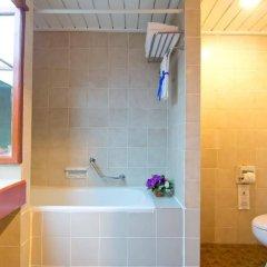 Отель Ambassador City Jomtien Pattaya - Ocean Wing Таиланд, На Чом Тхиан - отзывы, цены и фото номеров - забронировать отель Ambassador City Jomtien Pattaya - Ocean Wing онлайн ванная фото 3