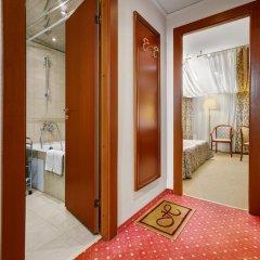 Отель Ассамблея Никитская Москва сауна