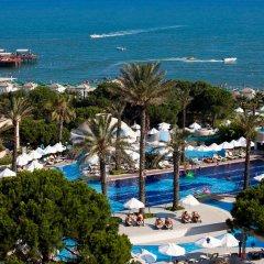 Limak Atlantis De Luxe Hotel & Resort Турция, Белек - 3 отзыва об отеле, цены и фото номеров - забронировать отель Limak Atlantis De Luxe Hotel & Resort онлайн балкон