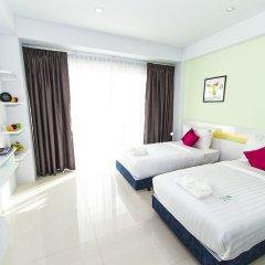 Отель The Frutta Boutique Patong Beach комната для гостей фото 7