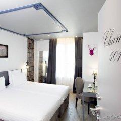 Hotel Mademoiselle Париж комната для гостей фото 4
