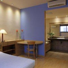 Отель Apartamentos DV Испания, Барселона - отзывы, цены и фото номеров - забронировать отель Apartamentos DV онлайн комната для гостей фото 5