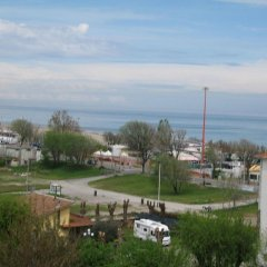 Отель Residence Alba Риччоне пляж