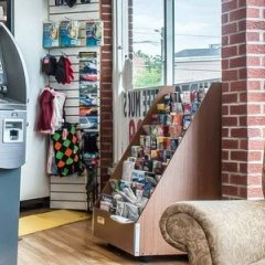 Отель Rodeway Inn - Niagara Falls США, Ниагара-Фолс - отзывы, цены и фото номеров - забронировать отель Rodeway Inn - Niagara Falls онлайн спортивное сооружение