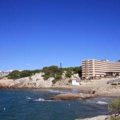 Отель Cala Font пляж