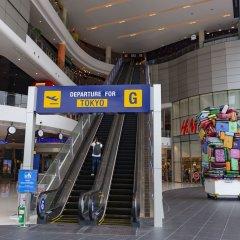 Отель Grande Centre Point Pattaya Паттайя банкомат