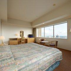 Отель Grand Hotel New Oji Япония, Томакомай - отзывы, цены и фото номеров - забронировать отель Grand Hotel New Oji онлайн комната для гостей фото 3