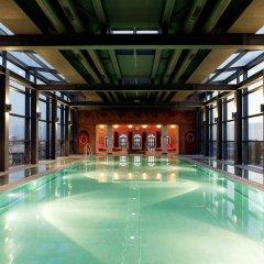 Отель Vienna House Andel's Lodz Лодзь бассейн