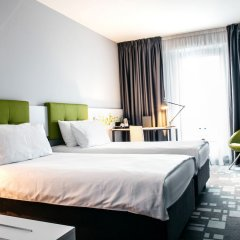Q Hotel Kraków комната для гостей фото 4