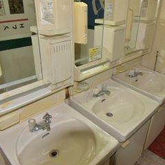 Отель New Tochigiya Япония, Токио - отзывы, цены и фото номеров - забронировать отель New Tochigiya онлайн ванная фото 4