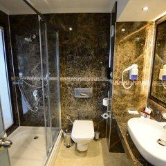 Akol Hotel Турция, Канаккале - отзывы, цены и фото номеров - забронировать отель Akol Hotel онлайн ванная фото 2