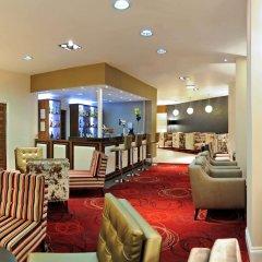 Отель Mercure London Bloomsbury фитнесс-зал