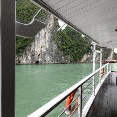 Отель Carina Cruise Halong Bay балкон