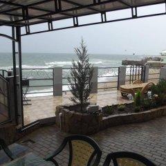 Гостиница Совиньон-Загара пляж