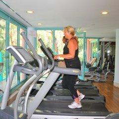 Sentido Lykia Resort & Spa Турция, Олудениз - отзывы, цены и фото номеров - забронировать отель Sentido Lykia Resort & Spa - All Inclusive - Adults Only онлайн фитнесс-зал фото 3