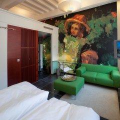 Отель Kruisherenhotel Maastricht Маастрихт комната для гостей фото 5