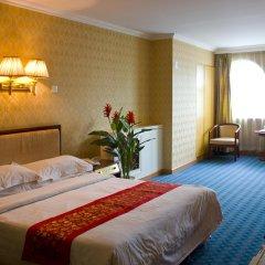Отель Wangfujing Da Wan Hotel Китай, Пекин - отзывы, цены и фото номеров - забронировать отель Wangfujing Da Wan Hotel онлайн комната для гостей фото 3