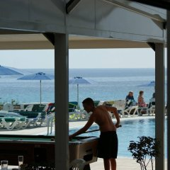 Отель Estudios Vistamar Испания, Эс-Мигхорн-Гран - отзывы, цены и фото номеров - забронировать отель Estudios Vistamar онлайн пляж фото 2
